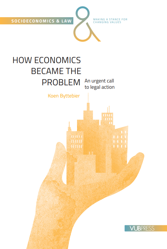 HOW ECONOMICS BECAME THE PROBLEM